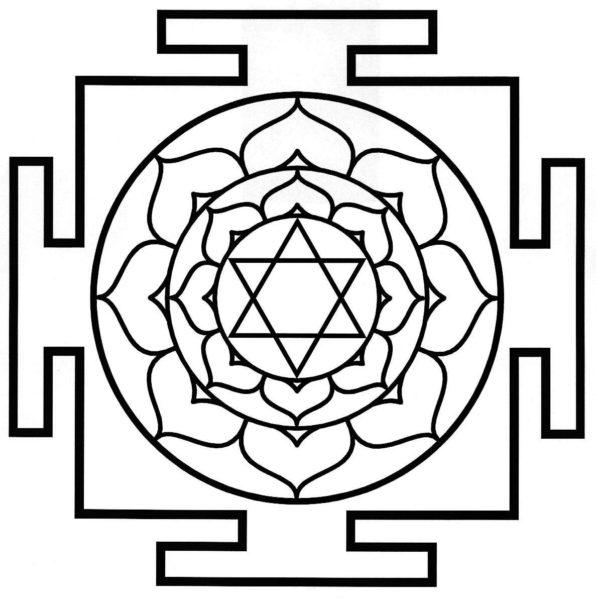bhuvaneswari yantra